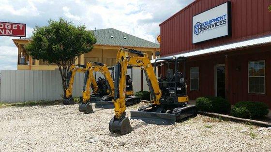 2014 Gehl Z35 GEN:2 Excavators