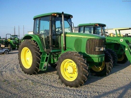 2006 JOHN DEERE 6715 Tractors