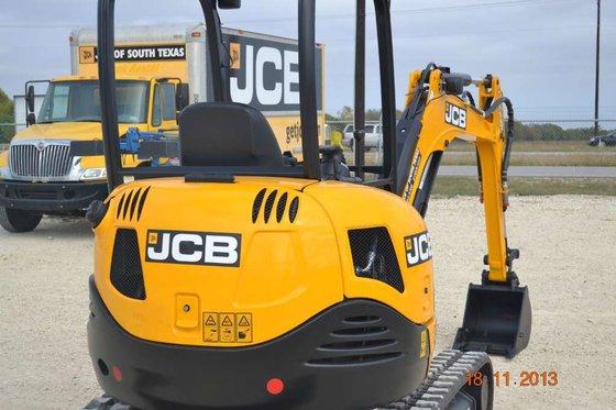 2014 Jcb 8029 CTS Mini