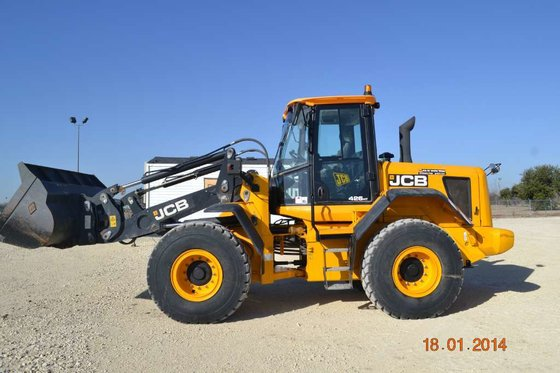 2013 Jcb 426HT Wheel loaders