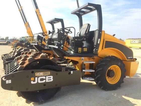 2013 Jcb VM75PD Compactors in