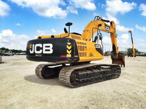 2014 Jcb JS330 Excavators in