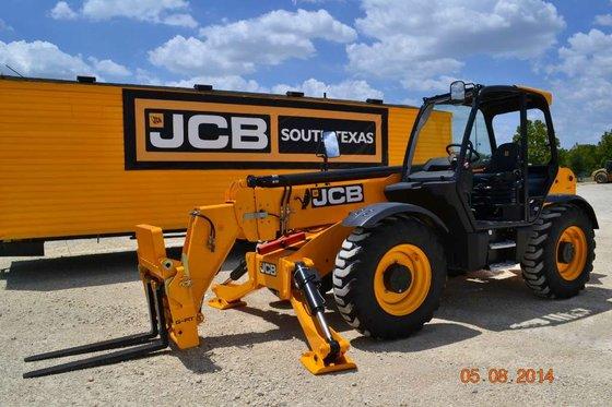 2014 Jcb 535-140 Hi-Viz Telehandler
