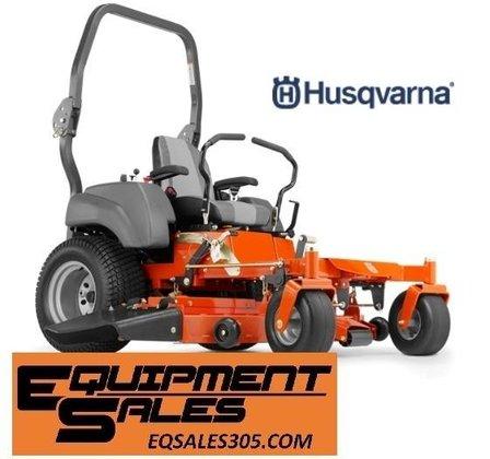 2015 HUSQVARNA M-ZT52 Commercial zero