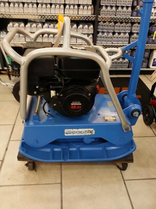 2012 WEBER CR3-HD Vibratory compactor