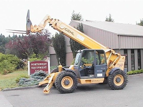 2007 GEHL DL10L-55 Telehandler in