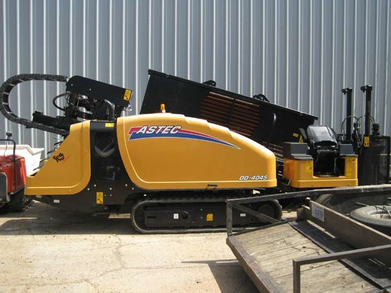 2013 Astec DD-4045 Boring machines