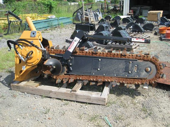 2014 Astec RT600 Trenchers in