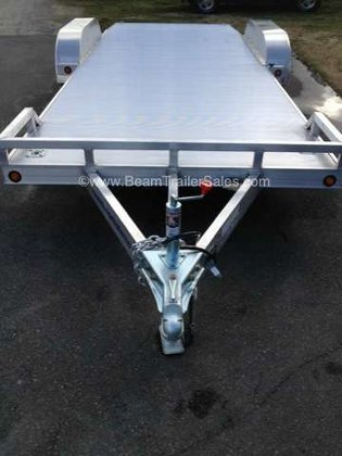 2013 Mission NEW 8X20 ALUMINUM