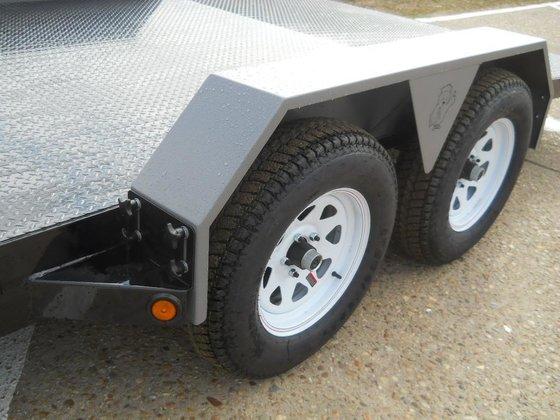 2017 Bwise CFD18-7 Car hauler