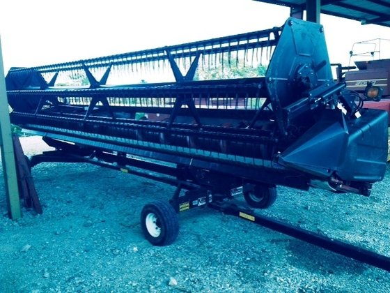1998 CASE 1020-25 Hay equipment