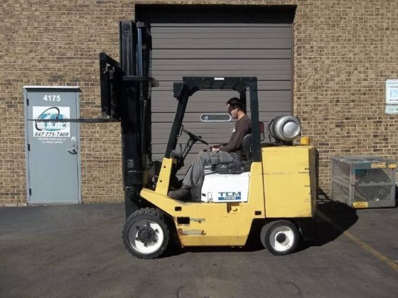 1989 TCM FCG36N5T Forklifts in
