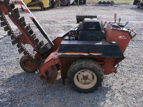 1994 DITCH WITCH 1820 Trenchers
