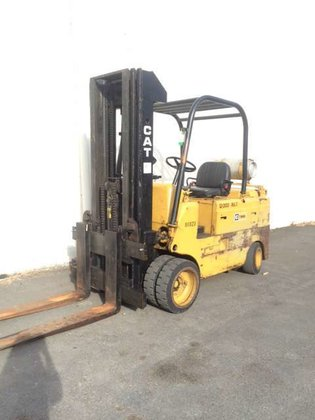Caterpillar T120C Forklifts in Bensalem,