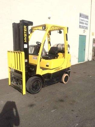 Hyster S60FT Forklifts in Bensalem,
