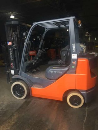 Toyota 8FGCU25 Forklifts in PA