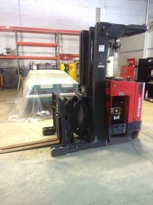 Raymond DR25TT Forklifts in PA