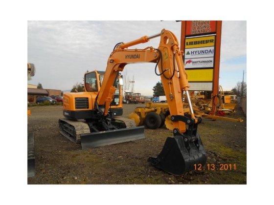 2014 HYUNDAI ROBEX 80CR-9 Excavators