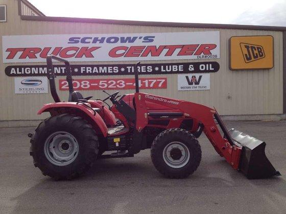 2014 Mahindra mPOWER 75 Tractors