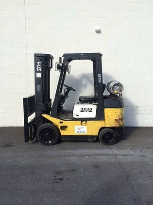 Tcm FCG25T7T Forklifts in PA