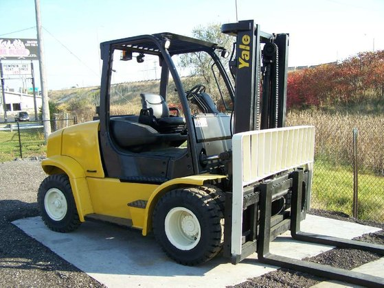 2007 Yale GDP135VX Forklifts in