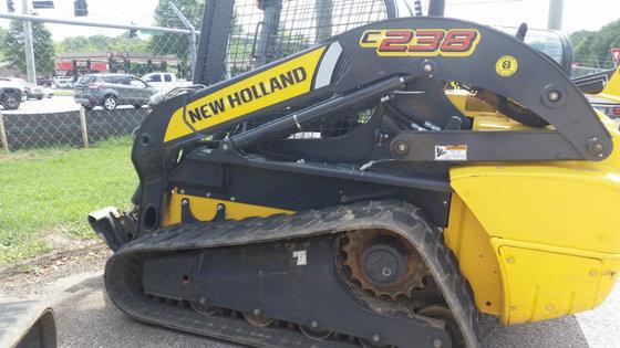 2014 NEW HOLLAND C238 Skid
