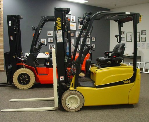 2013 Yale ERP-040VT Forklifts in