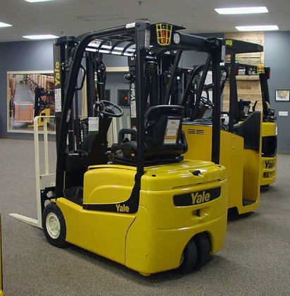 2013 Yale ERP-030VT Forklifts in
