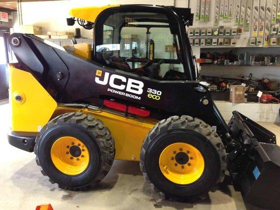 2013 Jcb 330 Skid steers