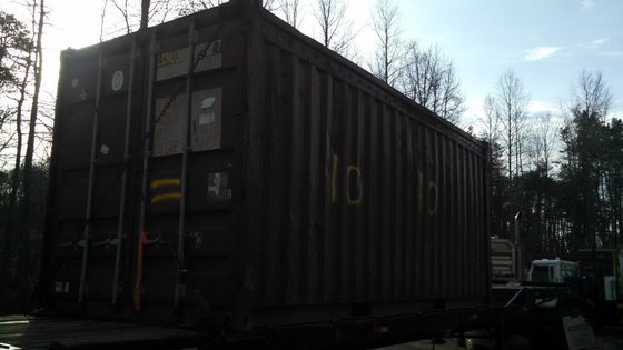 SICOM S.P.A. CARGO CONTAINERS in