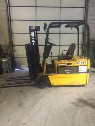 Caterpillar F35 Forklifts in PA