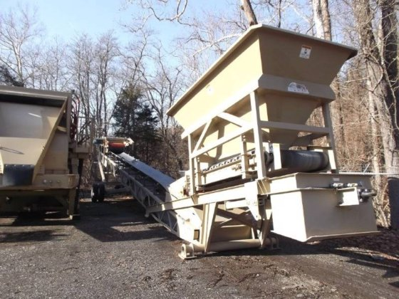 2013 KPI 9-368 Conveyor feeders