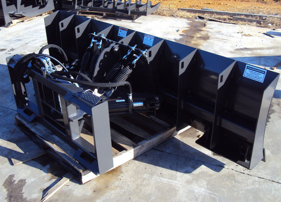 2016 UNLIMITED FABRICATIONS 120 Plows