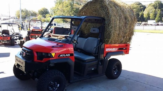 2015 GRAVELY ATLAS JSV Grounds