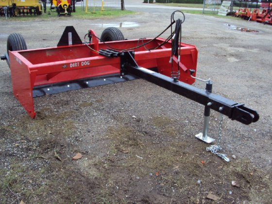 DIRT DOG Large pull type