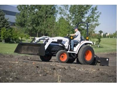 2010 Bobcat CT335 Compact tractors
