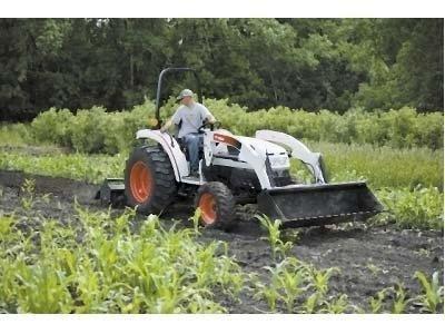 2010 Bobcat CT445 Compact tractors