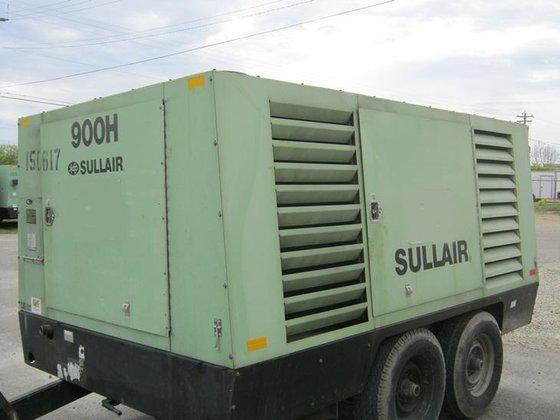 2005 SULLAIR 900HDTQ Air compressors