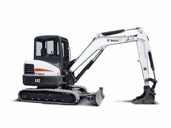 2014 Bobcat E42 (Long Arm