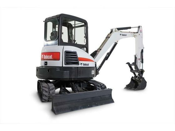 2014 Bobcat E35 Excavators in