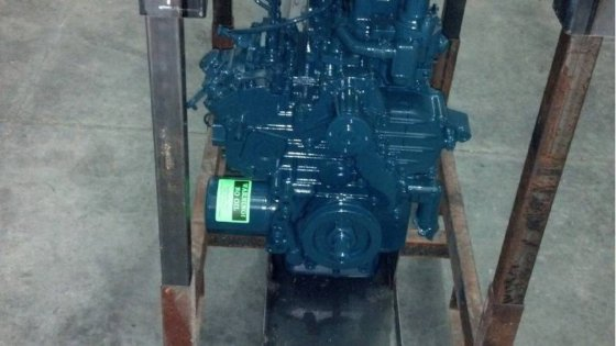 LASTEC Kubota Engines to fit