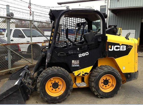 2011 Jcb New Generation 260