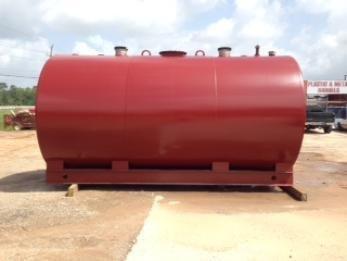 CUSTOM BUILT 6000 gallon double