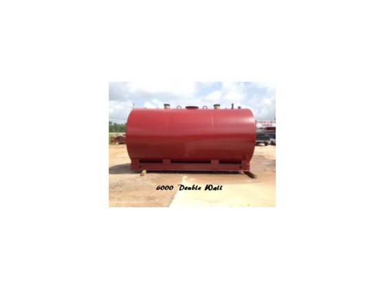 CUSTOM BUILT 6000 gallon single