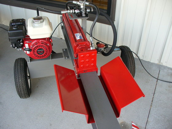 TIMBERWOLF TW-P1 Log splitters in