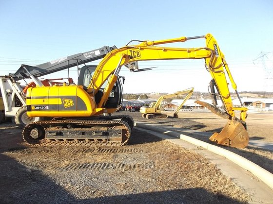 2007 JCB JS130 Excavators in