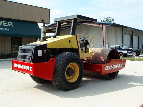 2005 DYNAPAC CA 250 Compactors