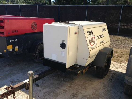 2006 Terex T25G Generators in