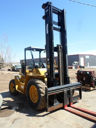 2000 WACO MT100 Forklifts in
