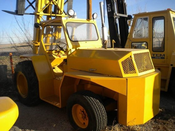 1989 SELLICK 12000 Forklifts in